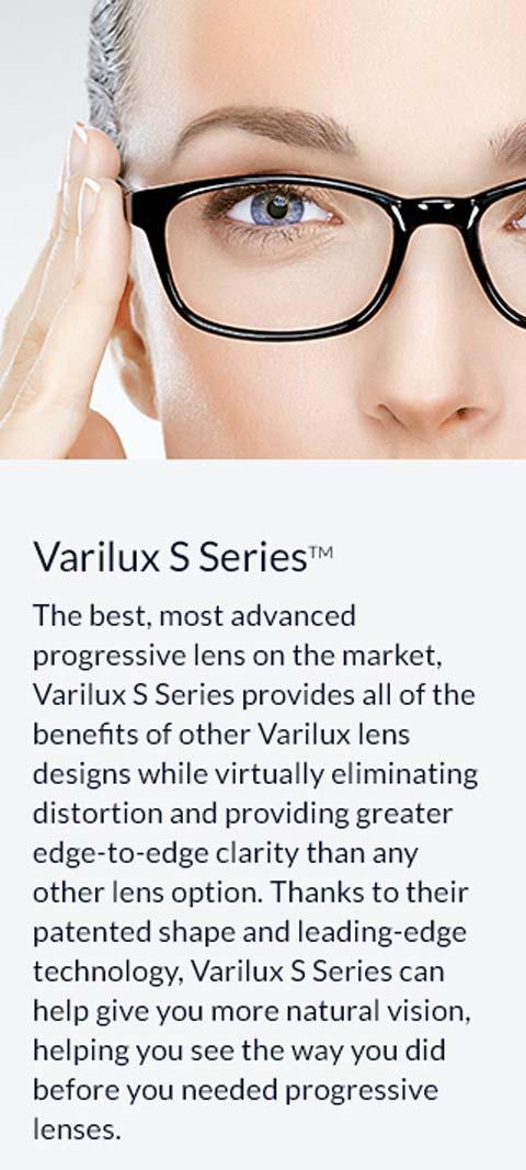 Essilor Varilux mobile varilux s series